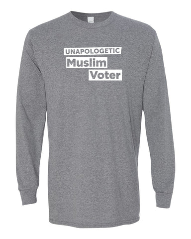 Unapologetic Long-sleeved Heather T