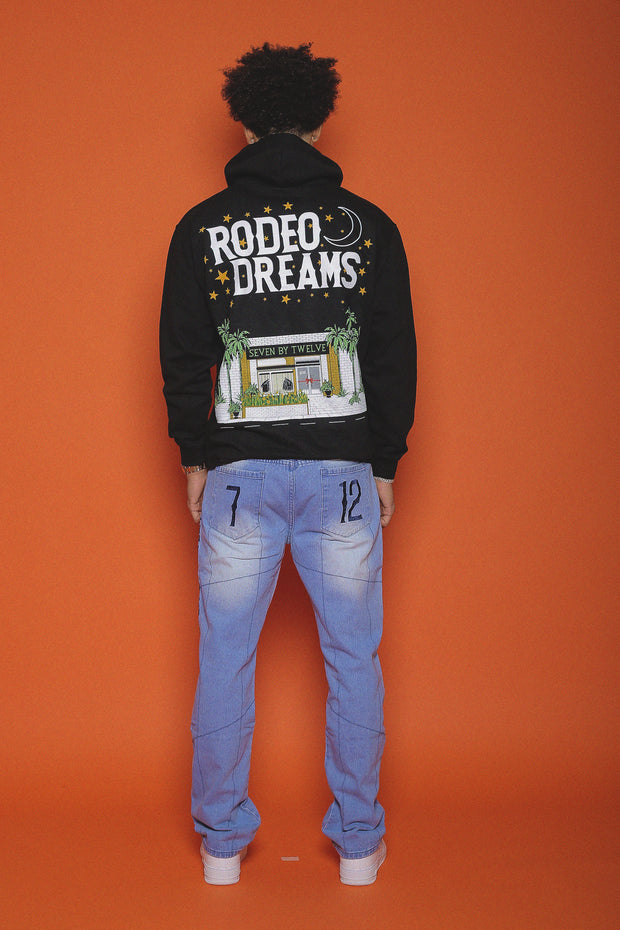 """RODEO DREAMS"" HOODIE (RODEO NIGHTS EDITION)"