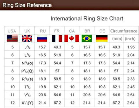 How To Measure Your Ring Size Rebecca Mays