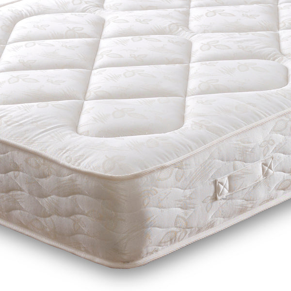 Adonis Double Sided Sprung Mattress - Cheap Beds Direct