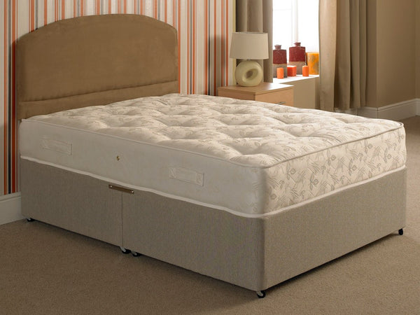 Hotel Supreme 1000 Pocket Sprung Divan Set - Cheap Beds Direct