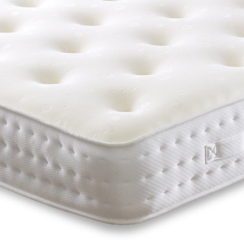 Calypso Dual Sided 1500 Pocket Memory Foam Medium Mattress - Cheap Beds Direct