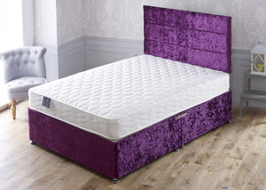Cupid Double Sided Soft Micro Quilted Divan Set