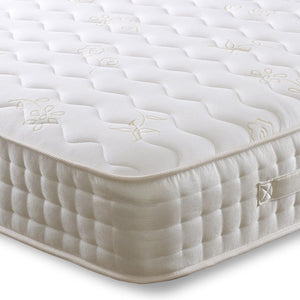 Dual Memory 1500 Pocket Sprung Deep Medium/Firm Mattress