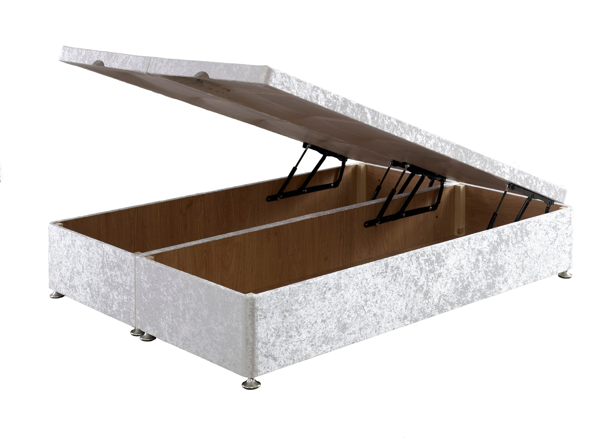 Ottoman End Lift Opening Bed Base