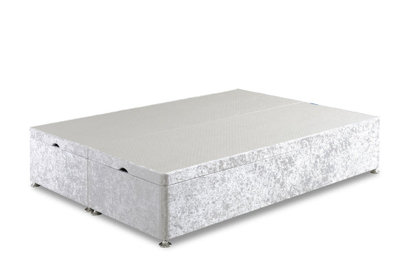 Ottoman End Lift Bed Base Closed