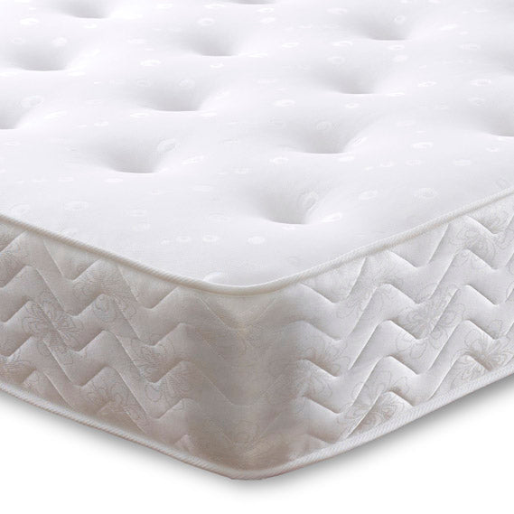 Hera Sprung Double Sided Hypo Allergenic Double Sided Divan Set - Cheap Beds Direct