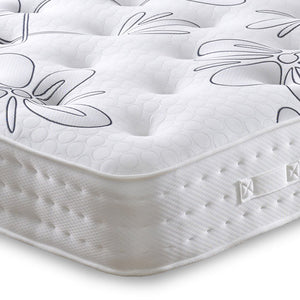 Kensington 1500 Pocket Sprung Latex Medium/Firm Mattress - Cheap Beds Direct