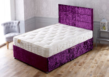 Lakonia Double Sided Sprung Hand Tufted Divan Set