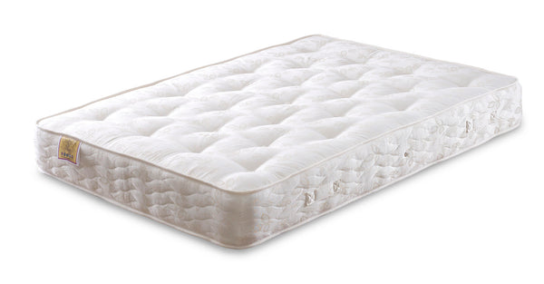 Lakonia Double Sided Sprung Hand Tufted Mattress - Cheap Beds Direct