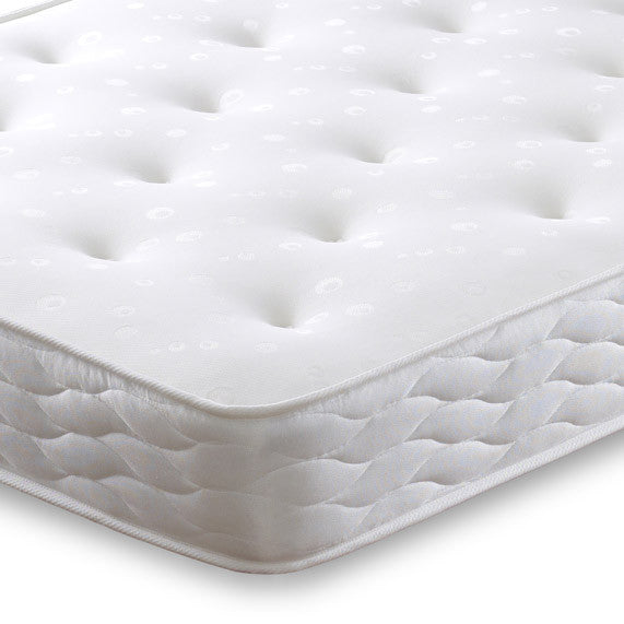 Marathon Memory Foam Sprung Medium Mattress - Cheap Beds Direct
