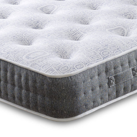 Matrix Winter/Summer Sided 1000 Pocket Fibre Firm Mattress - Cheap Beds Direct