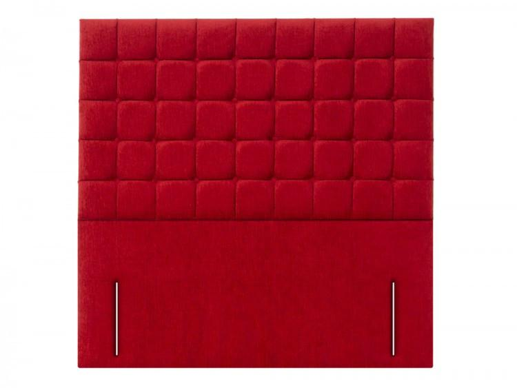 Prague Floor standing Upholstered Headboard - Cheap Beds Direct