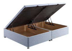 Ottoman Storage beds (Side Lift Opening) - Cheap Beds Direct