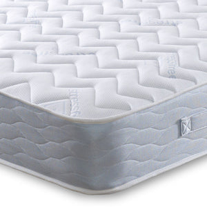 Stress Free Coil Sprung Medium/Firm Mattress