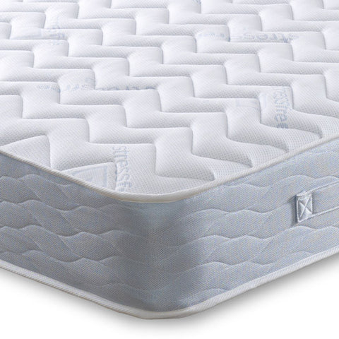 Stress Free Coil Sprung Medium/Firm Mattress - Cheap Beds Direct