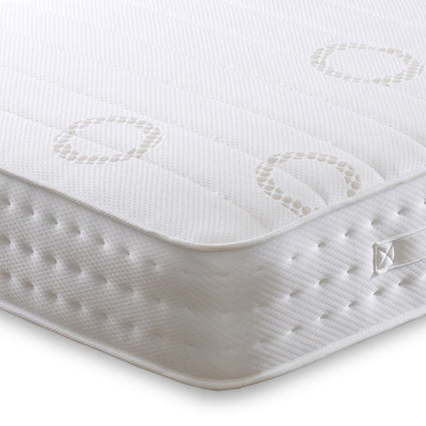 Victoria Orthopaedic Coil Sprung Medium/Soft Mattress - Cheap Beds Direct