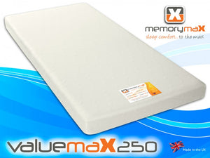 Valuemax250 Rolled Foam Mattress - Cheap Beds Direct