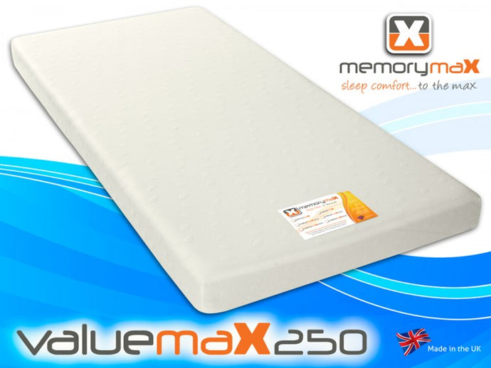 Valuemax250 Rolled Foam Mattress