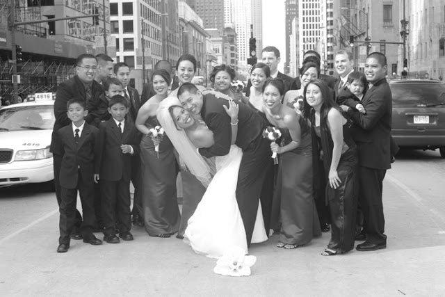 chicago downtown wedding