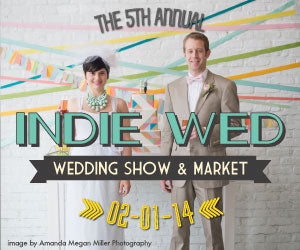 indie wed wedding show