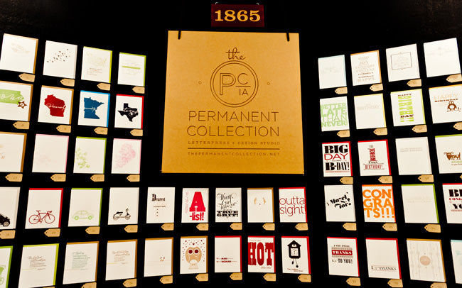 the permanent collection at nss 2012