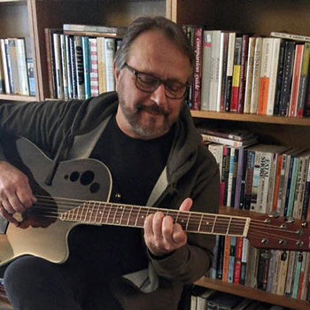 Jon Clinch author musician