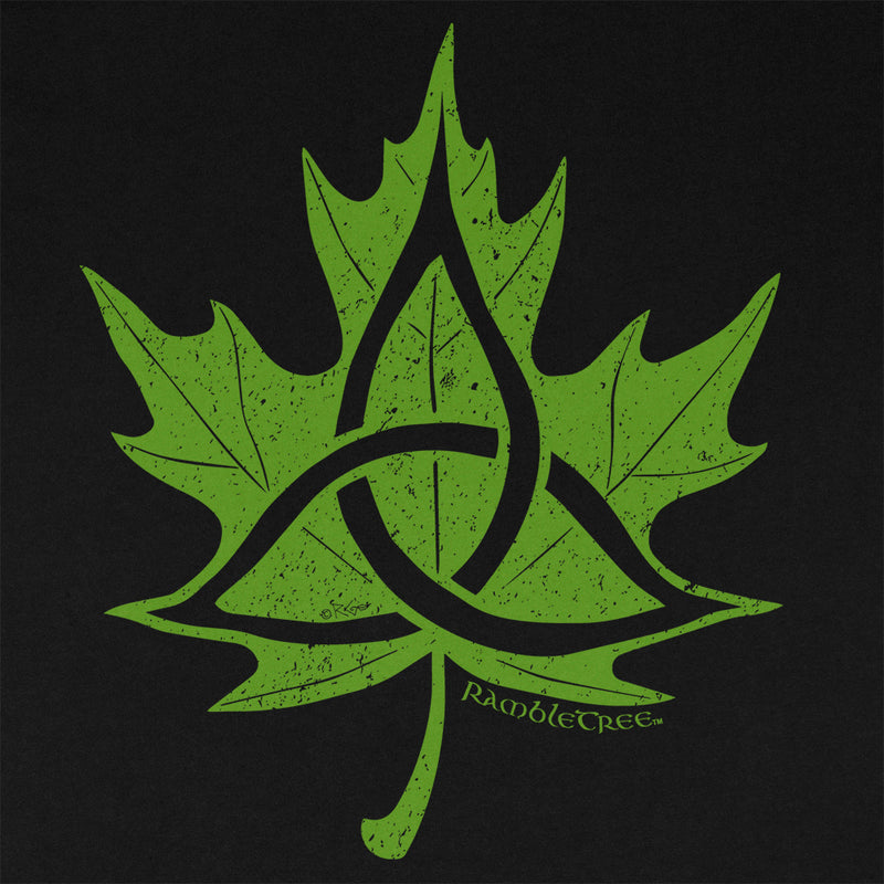 Sugar Maple - Unisex Tee (green print)