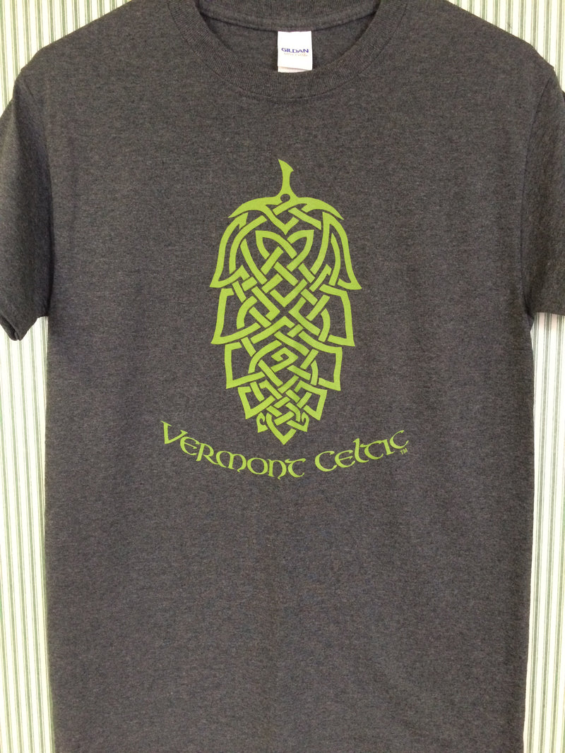Knotty Hop - Classic Tee (VT Celtic clearance)