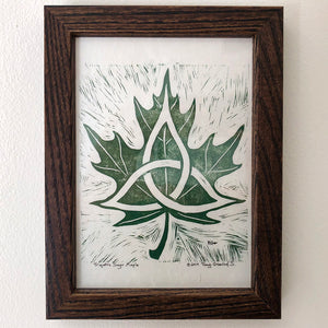 Sugar Maple - Framed Print