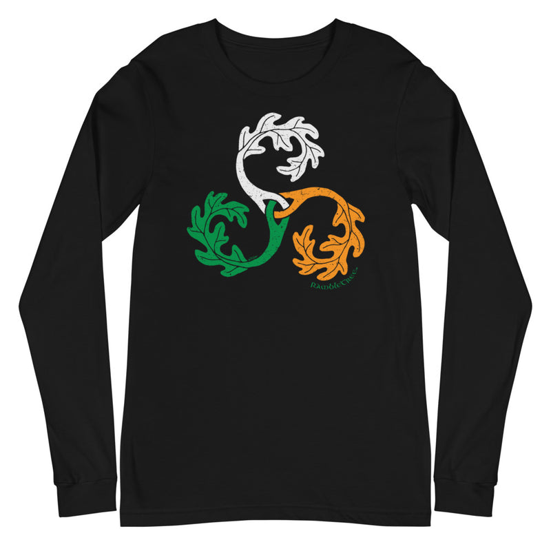 RambleTree - Irish Tricolour - Long Sleeve