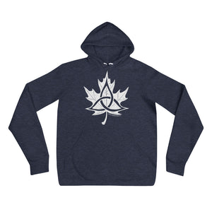 Sugar Maple - Unisex Hoodie (white print)