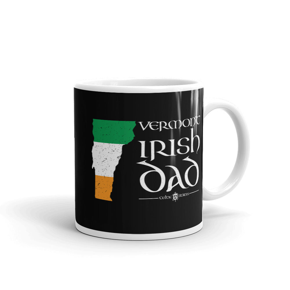 Vermont Irish Dad - Mug