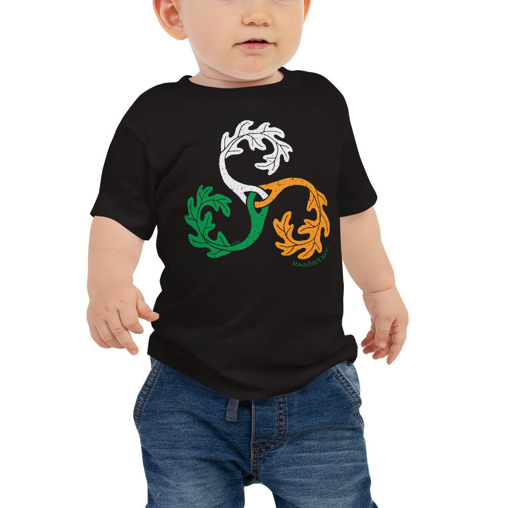 RambleTree - Irish Tricolour - Infant Tee