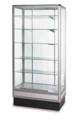 trophy case display wall case