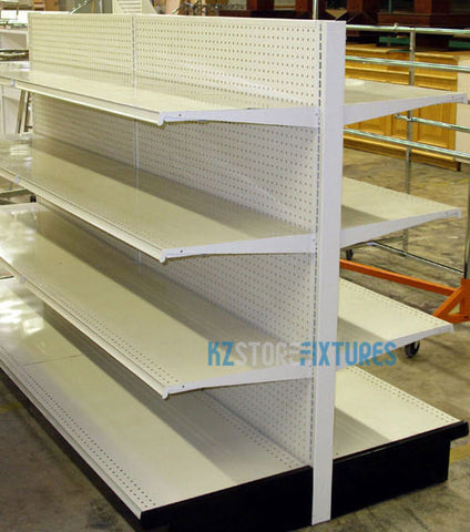 store shelves shelving