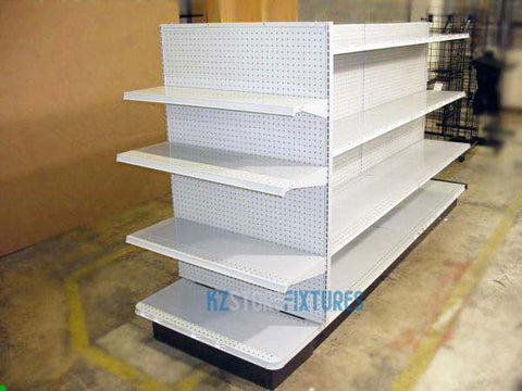 End Cap Shelving