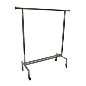 Single Rail Straight Rack Clothing Rack