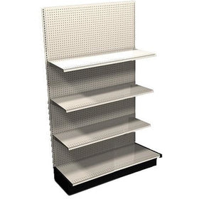 <strong>Used 3' endcap unit with 3 shelves</strong>
