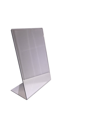 "PLEXI SHOE FLOOR MIRROR 12"" WIDE X 18"" HIGH"