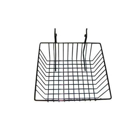 12 x 12 x 4 Basket For Gridwall / Slatwall