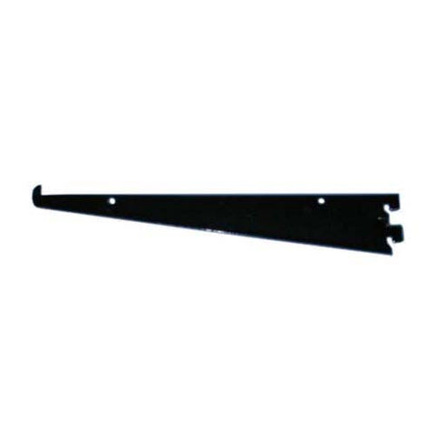 "8"" Shelf Bracket With Screw for Universal Slot 1/2"" x 1"" On Center"
