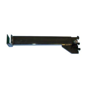 "Bracket 12"" For Rectangular Hangrail Fits Universal Slot 1/2"" On 1"" Center"