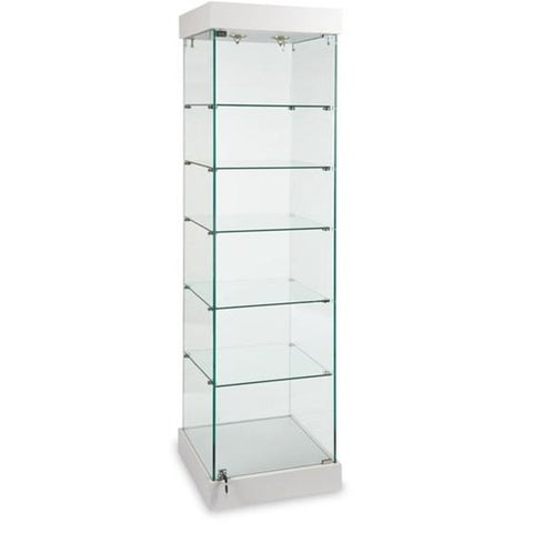 <strong>Glass Tower Display Case - Visionary Series</strong>