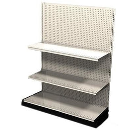 <strong>Used 4' endcap unit with 2 shelves</strong>