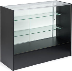 6' Full Vision Panel Sided Display Case - Econoline Series Showcase
