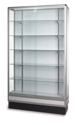Deluxe Trophy Wall Case - 4' Wide