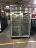 Used 2 Glass Door Coolers