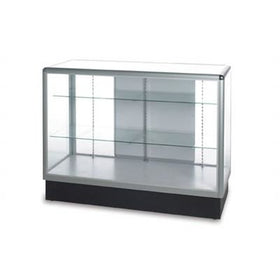 <strong>Full Vision Glass Display Case Showcase 4' - Celebrity Series</strong>