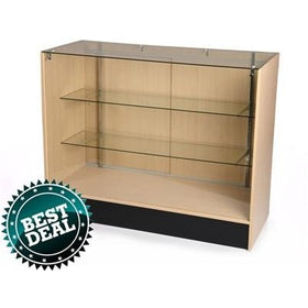 <strong>Panel Side Display Case - 4'W - ESS Series</strong>